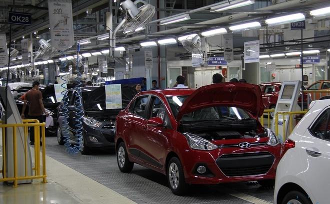 Hyundai xay nha may san xuat xe dien khong lo tai Indonesia hinh anh 1