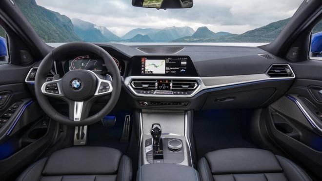 BMW khoe 3 Series moi dieu khien bang cu chi hinh anh 3