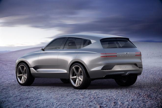 Hyundai Sonata, Genesis SUV moi se ra mat cuoi nam 2019 hinh anh 1