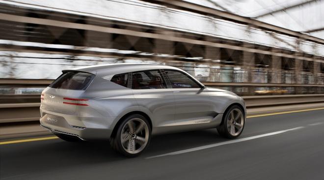 Hyundai Sonata, Genesis SUV moi se ra mat cuoi nam 2019 hinh anh 2