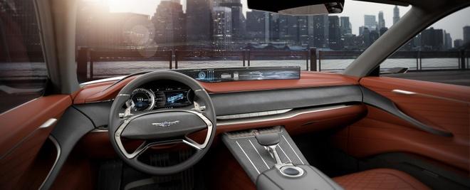 Hyundai Sonata, Genesis SUV moi se ra mat cuoi nam 2019 hinh anh 4