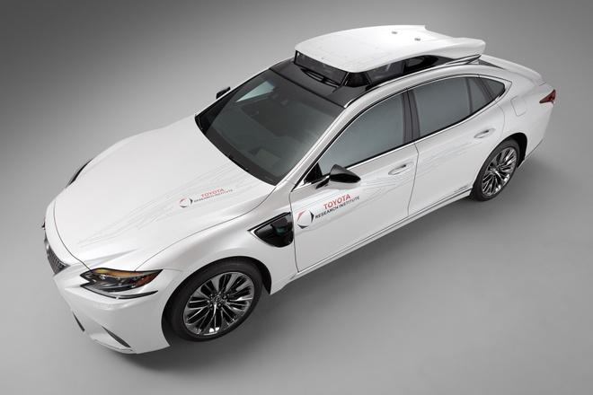 Toyota ra mat xe tu lai sieu cap tai CES 2019 hinh anh 7