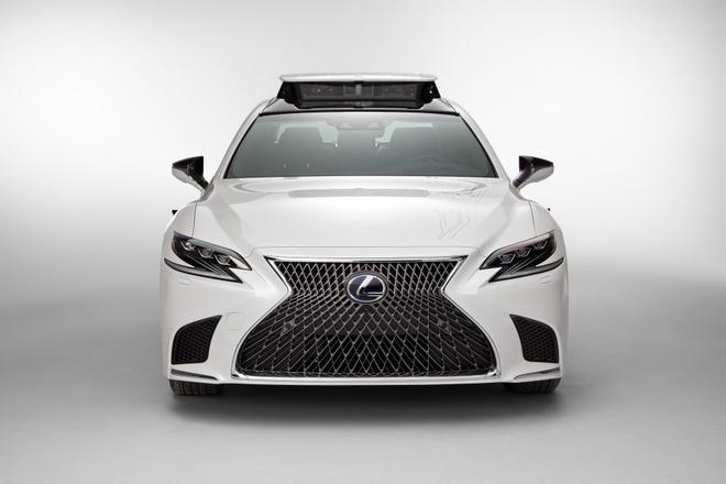 Toyota ra mat xe tu lai sieu cap tai CES 2019 hinh anh 1