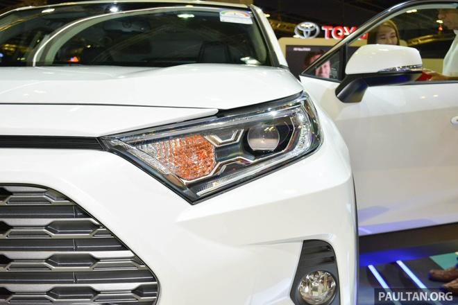 Chi tiet Toyota RAV4 2019 vua ra mat Dong Nam A hinh anh 11