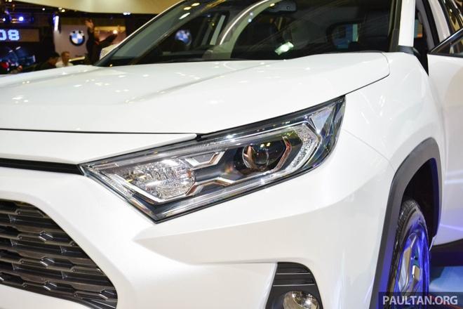 Chi tiet Toyota RAV4 2019 vua ra mat Dong Nam A hinh anh 5