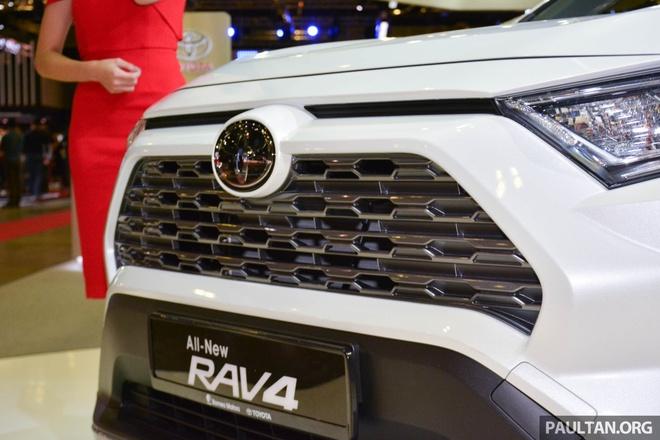 Chi tiet Toyota RAV4 2019 vua ra mat Dong Nam A hinh anh 10