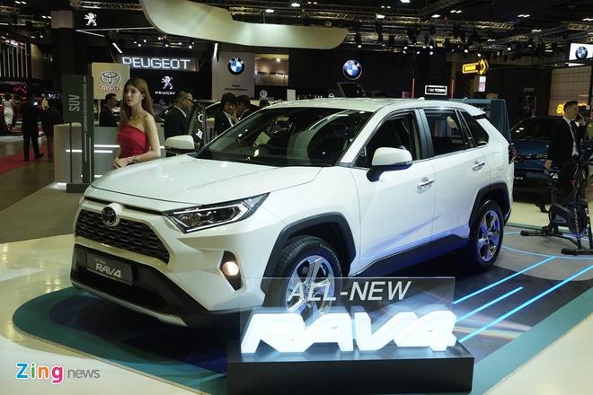 Chi tiet Toyota RAV4 2019 vua ra mat Dong Nam A hinh anh 1