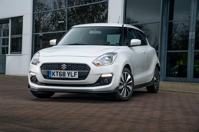 Suzuki Swift ra mắt bản đặc biệt tại Anh, giá 17.362 USD