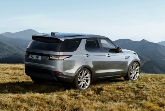 Land Rover Discovery ra phien ban gioi han anh 1