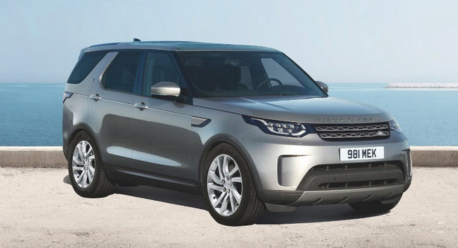 Land Rover Discovery tung ban ky niem 30 nam, gia 77.400 USD hinh anh