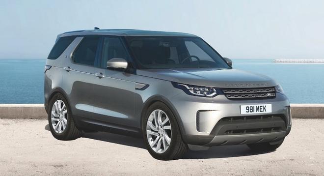 Land Rover Discovery ra phien ban gioi han anh 2