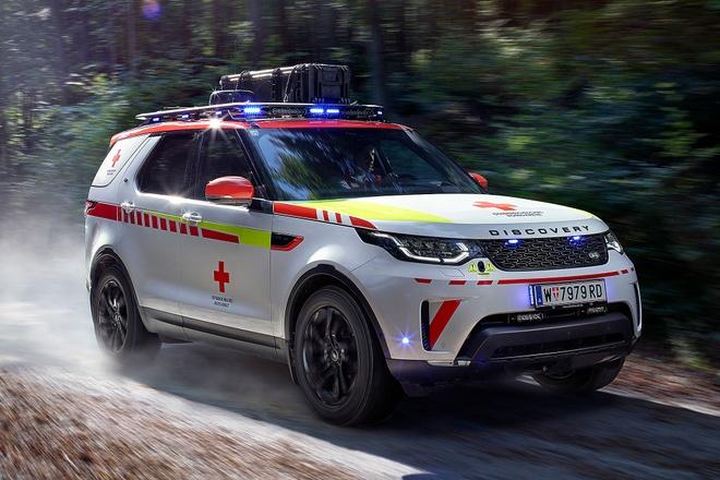 Land Rover Discovery ra phien ban gioi han anh 3