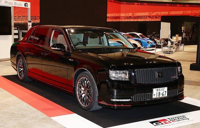 'Rolls-Royce Nhat Ban' mau den doc nhat hinh anh