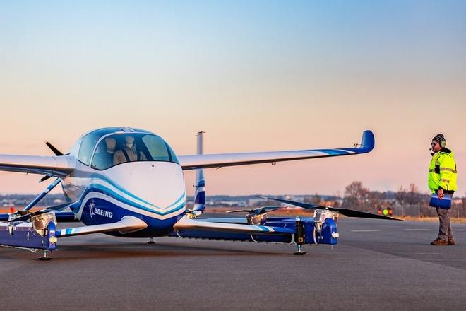 Boeing vua hoan thanh chuyen bay thu nghiem mang tinh lich su hinh anh 2