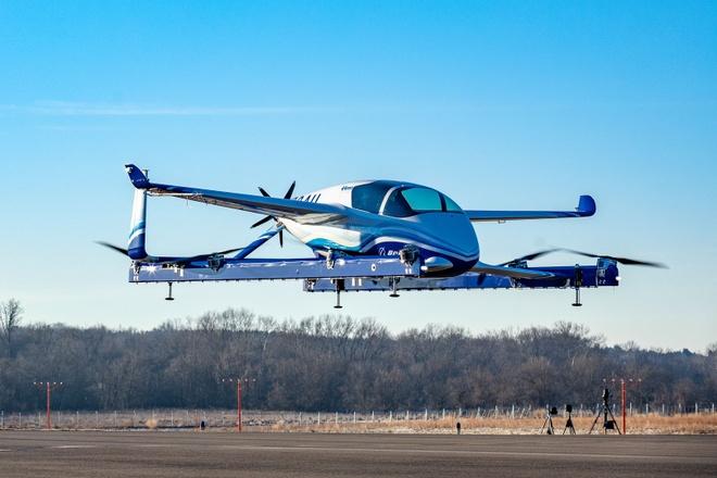 Boeing vua hoan thanh chuyen bay thu nghiem mang tinh lich su hinh anh 1