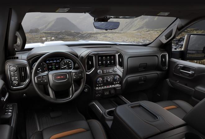 Ban tai hang nang GMC Sierra HD 2020 gan 15 camera quanh xe hinh anh 6