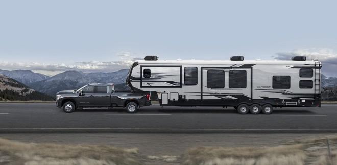 Ban tai hang nang GMC Sierra HD 2020 gan 15 camera quanh xe hinh anh 4