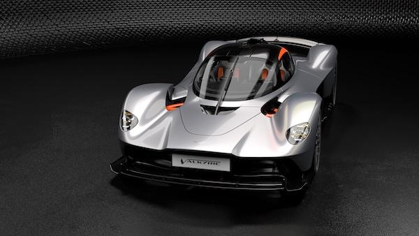 Aston Martin Valkyrie ma vang 24K, gia 3,3 trieu USD hinh anh 1