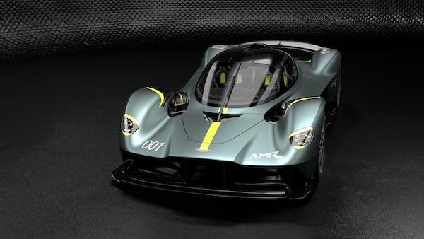 Aston Martin Valkyrie ma vang 24K, gia 3,3 trieu USD hinh anh 2