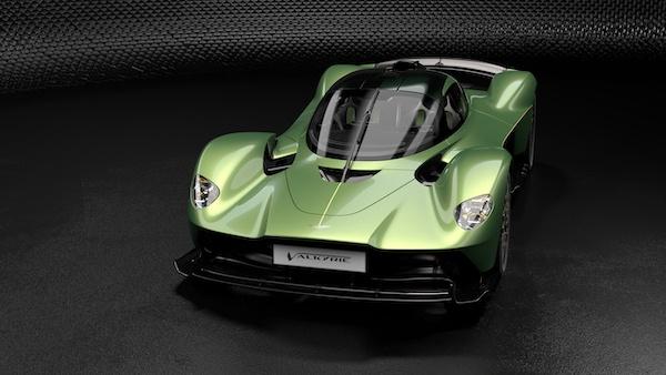 Aston Martin Valkyrie ma vang 24K, gia 3,3 trieu USD hinh anh 3