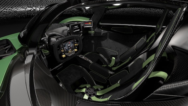 Aston Martin Valkyrie ma vang 24K, gia 3,3 trieu USD hinh anh 4