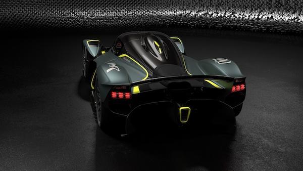 Aston Martin Valkyrie ma vang 24K, gia 3,3 trieu USD hinh anh 8