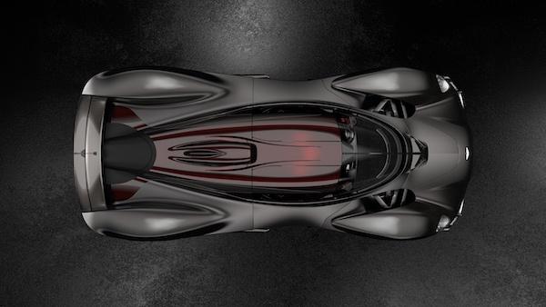 Aston Martin Valkyrie ma vang 24K, gia 3,3 trieu USD hinh anh 9