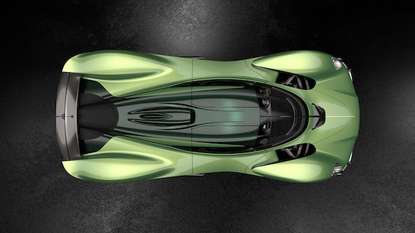 Aston Martin Valkyrie ma vang 24K, gia 3,3 trieu USD hinh anh 10