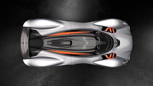 Aston Martin Valkyrie ma vang 24K, gia 3,3 trieu USD hinh anh 11