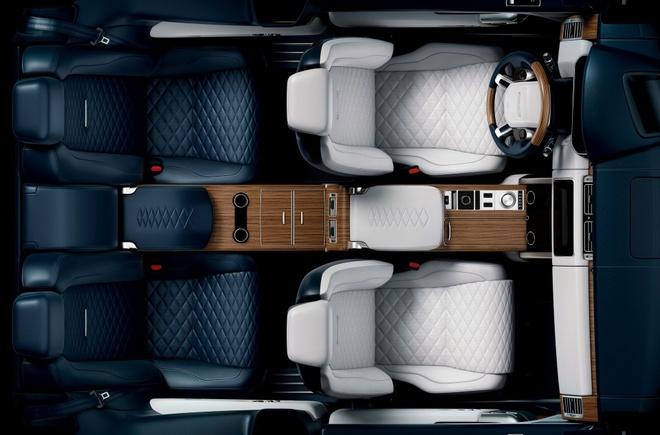 SUV 2 cua sieu sang Range Rover SV Coupe bi khai tu hinh anh 2
