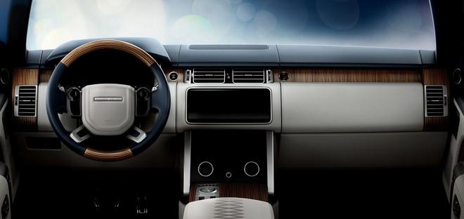 SUV 2 cua sieu sang Range Rover SV Coupe bi khai tu hinh anh 3