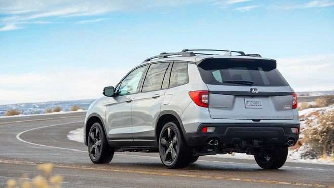 Honda Passport 2019 doi dau Santa Fe gia cao nhat 55.000 USD hinh anh 6