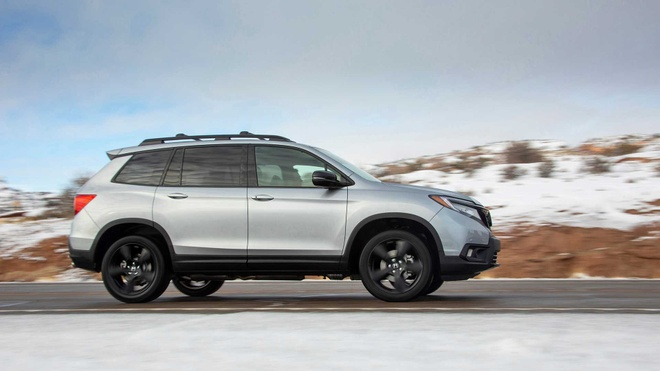 Honda Passport 2019 doi dau Santa Fe gia cao nhat 55.000 USD hinh anh 7