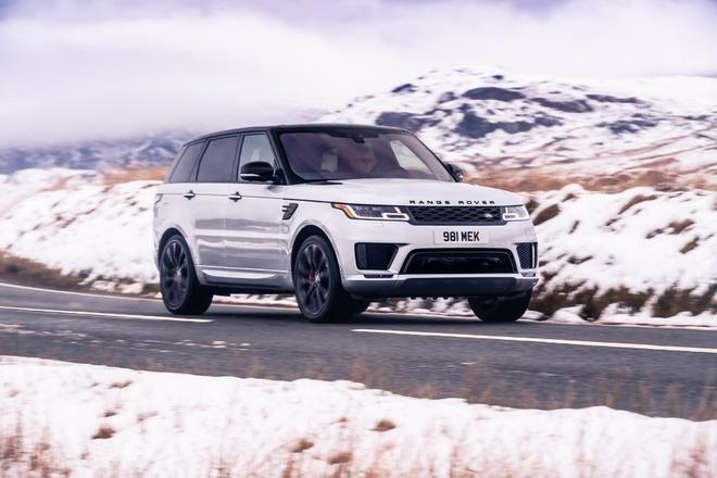 Chiec Range Rover Sport dau tien so huu dong co mild-hybrid hinh anh 1