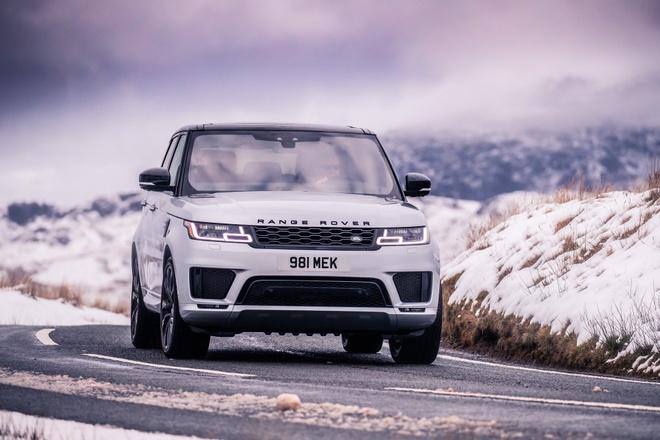 Chiec Range Rover Sport dau tien so huu dong co mild-hybrid hinh anh 2