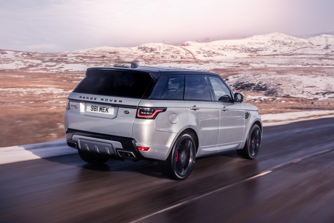 Chiec Range Rover Sport dau tien so huu dong co mild-hybrid hinh anh 3