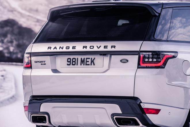 Chiec Range Rover Sport dau tien so huu dong co mild-hybrid hinh anh 5