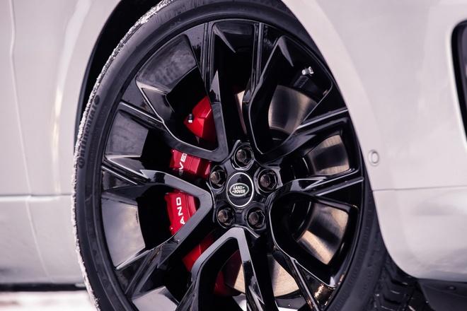 Chiec Range Rover Sport dau tien so huu dong co mild-hybrid hinh anh 6