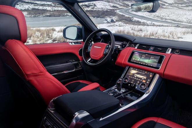 Chiec Range Rover Sport dau tien so huu dong co mild-hybrid hinh anh 7