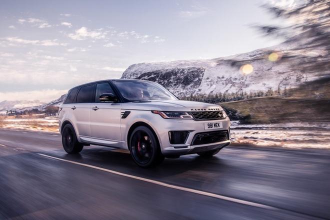 Chiec Range Rover Sport dau tien so huu dong co mild-hybrid hinh anh 8