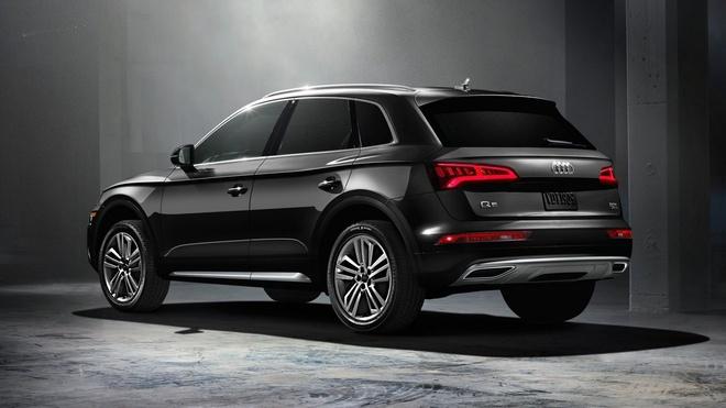 Audi bat ngo ra mat loat xe moi, su khac biet nam o cong nghe hybrid hinh anh 3
