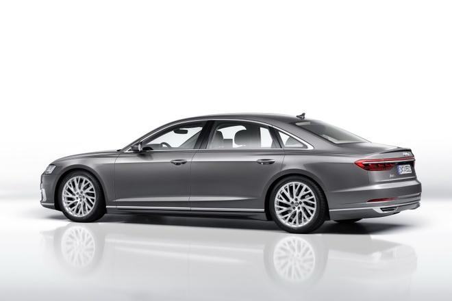 Audi bat ngo ra mat loat xe moi, su khac biet nam o cong nghe hybrid hinh anh 1