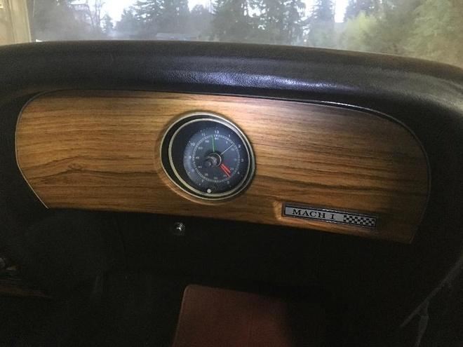 'Ngua hoang' Ford Mustang phu bui 39 nam trong garage hinh anh 8