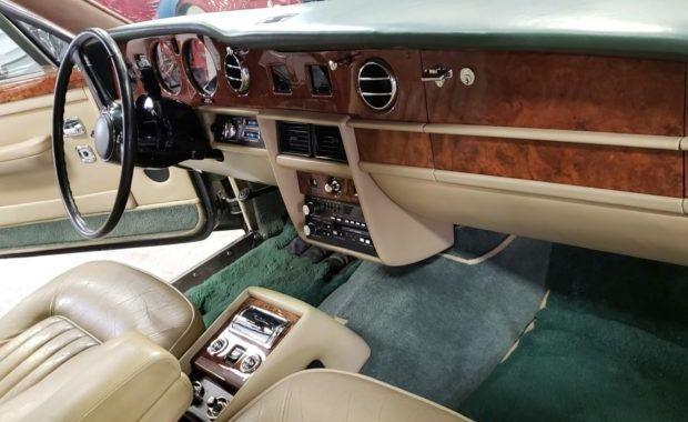 Rolls-Royce Silver Spur boc thep cua cong nuong Diana gia bao nhieu? hinh anh 3