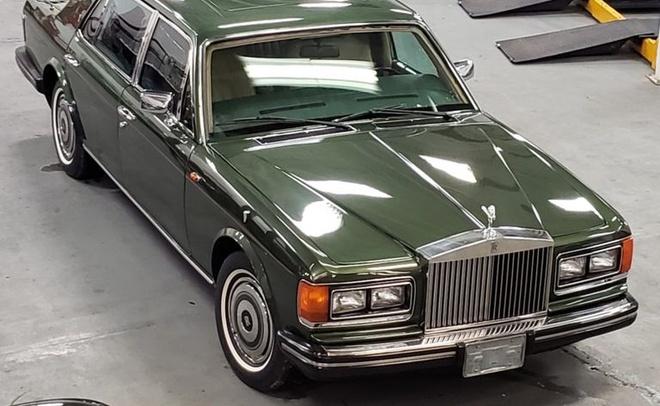 Rolls-Royce Silver Spur boc thep cua cong nuong Diana gia bao nhieu? hinh anh 2