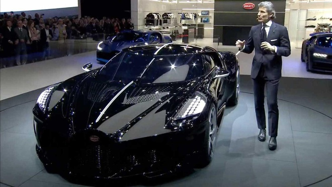 Sieu xe 18 trieu USD cua Bugatti hoa ra chi la xe mo hinh! hinh anh 3
