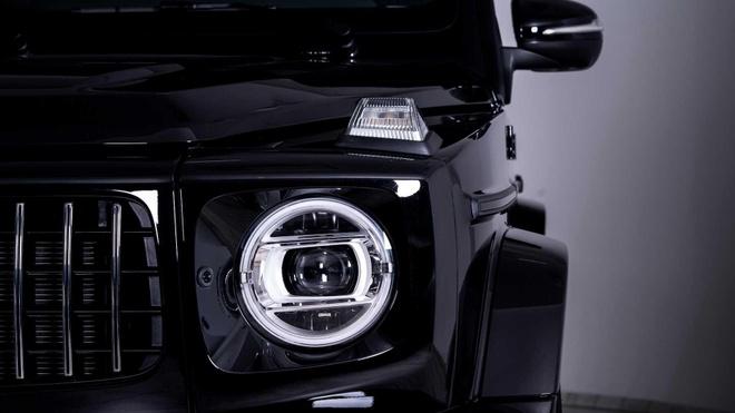 Mercedes-AMG G63 boc giap, chong luu dan va sung truong tan cong hinh anh 4