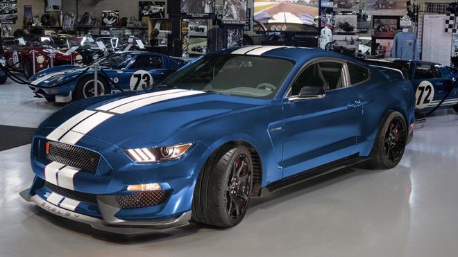 Co hoi so huu sieu pham Mustang Shelby GT350R voi 25 USD hinh anh 1