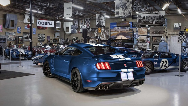 Co hoi so huu sieu pham Mustang Shelby GT350R voi 25 USD hinh anh 3