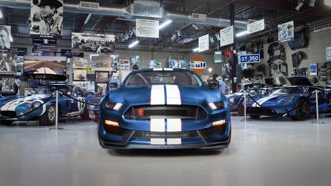 Co hoi so huu sieu pham Mustang Shelby GT350R voi 25 USD hinh anh 4